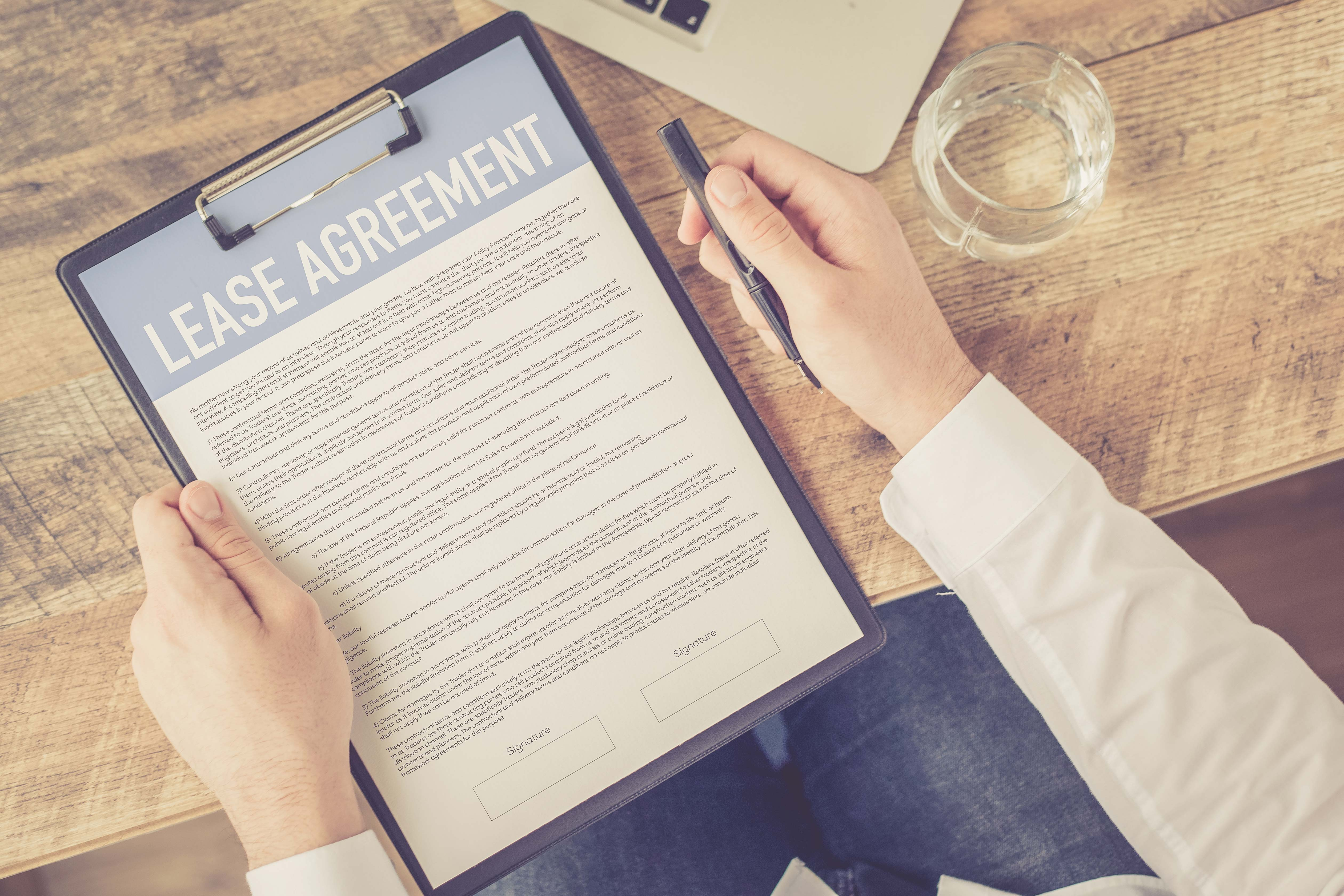 What You Need To Know About The Mandatory Standard Lease